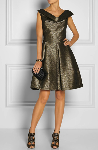 vivienne westood sparkle dress