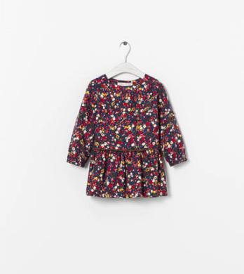 boho dress baby
