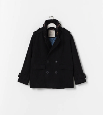 boys coat Zara