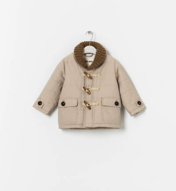 baby boy coat zara