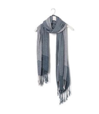boho scarf boys zara