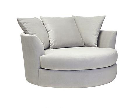 Cuddle chair Z-gallerie