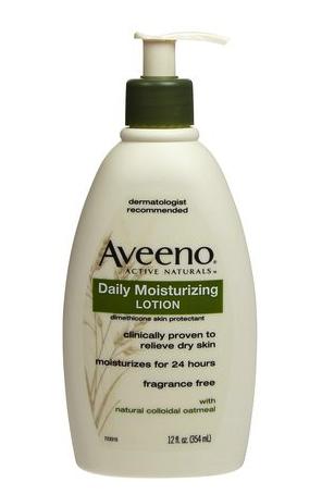 Aveeno daily mositurizer