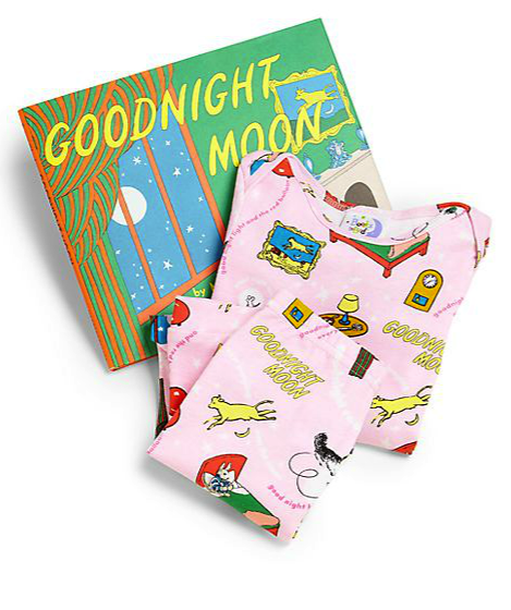 Books to bed goodnight moon