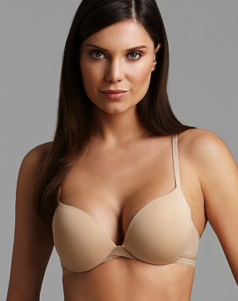 Calvin Klein convertable push up bra