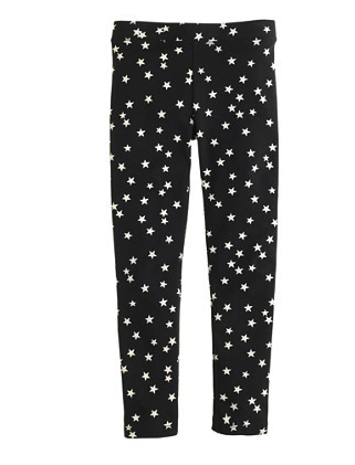 J crew leggings
