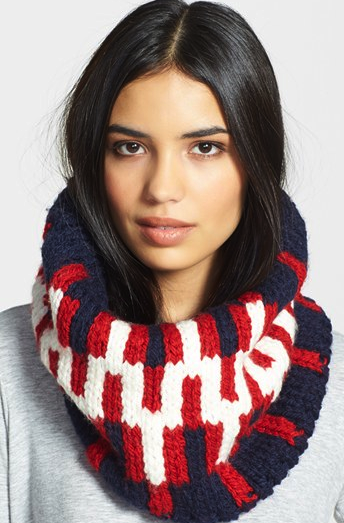 Jonathan Adler neck warmer