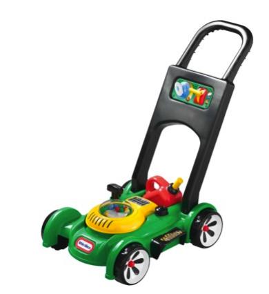 Little Tykes gas 'n go mower