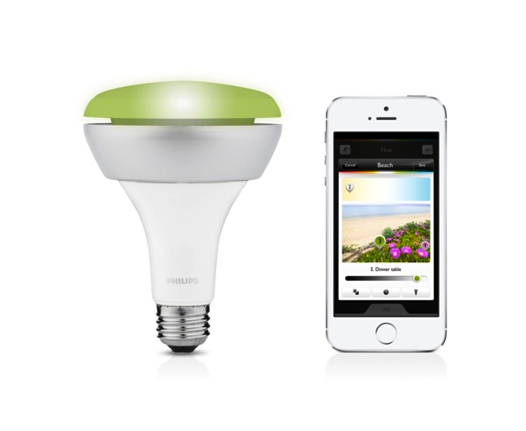 Philips hue downlight lamp