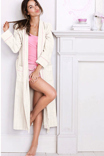 Victoria's Secret terry robe