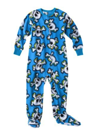 circo footed pjs
