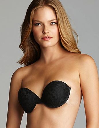 fashion forms bra strapless backless