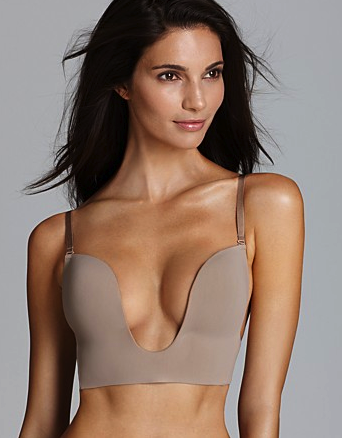 fashion forms plunge bra