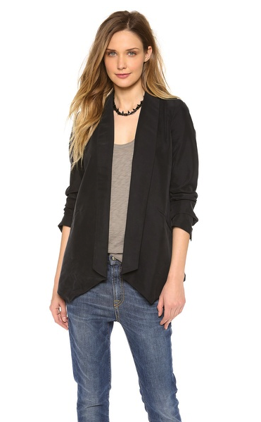 hatch maternity blazer