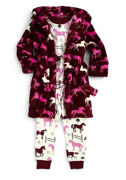 hatley robe
