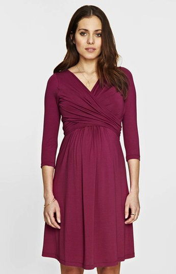 isabella oliver maternity dress