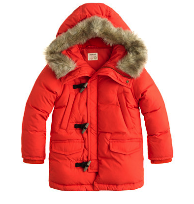 j crew expedition parka
