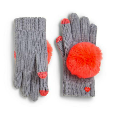 juicy couture texting gloves