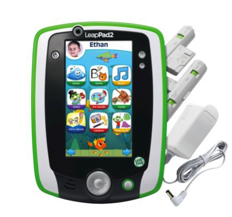 leap frog leap pad learning tablet