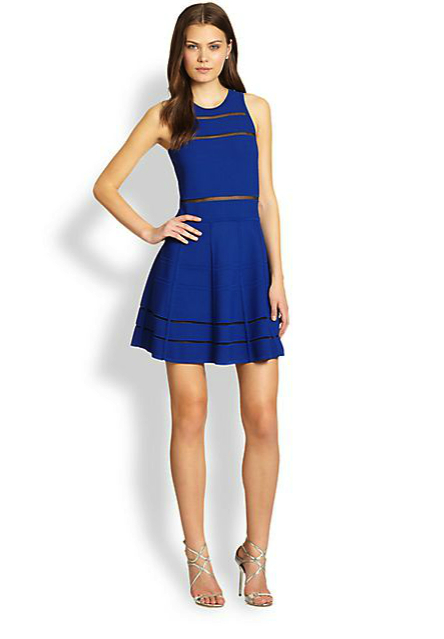 nicole miller dress saks