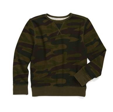 peek camo sweatshirt