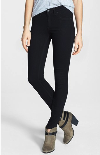 rag &bone plush jeggings