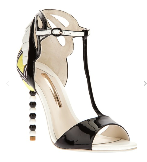 sophia webster patent shoes