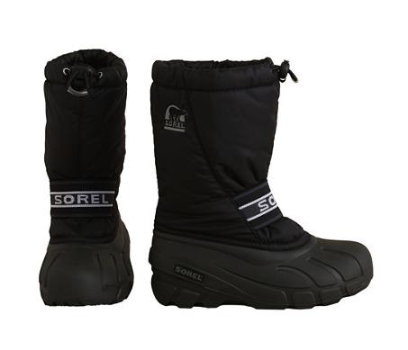 sorel boys boots