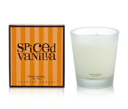 spiced vanilla candle bendels