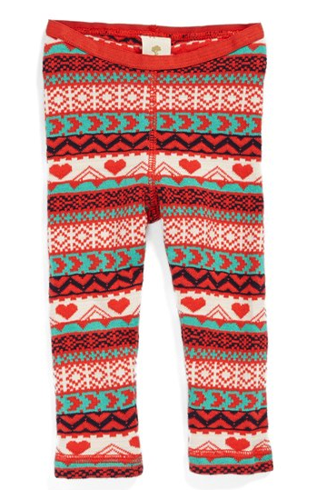 tucker + Tate fair isle leggings