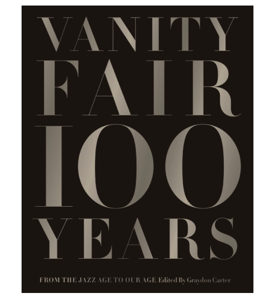 vanity fair coffee table book