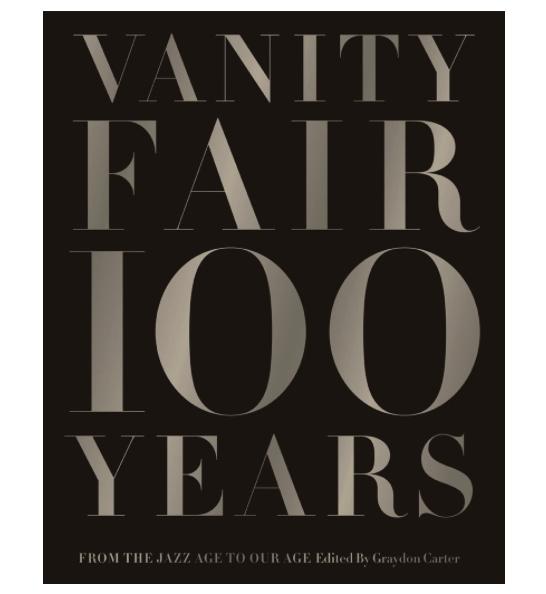 vanity fair coffee table book