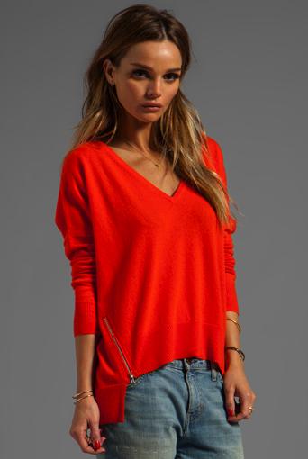 Autumn Cashmere pullover