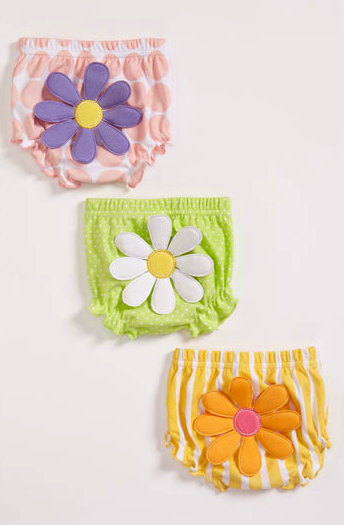 Baby Aspen 3 set of diaper covers