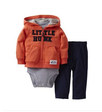Carter's 3 pc outfit