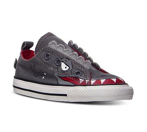 Converse dino shoe