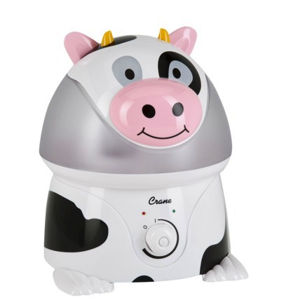 Crane Ultrasonic cool mist cow humidifier