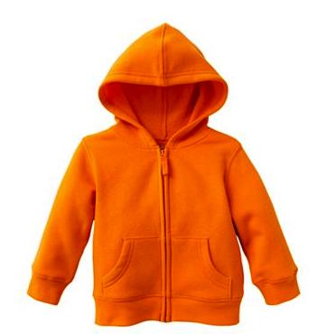 Jumping beans fleece hoodie