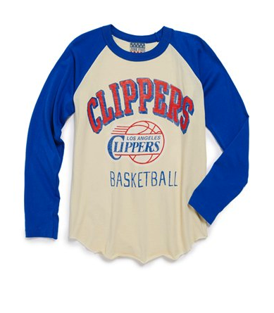 Junk Food clippers tee