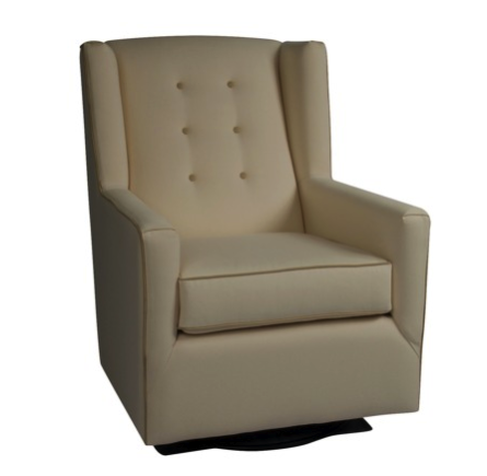 Little Charleston swivel glider