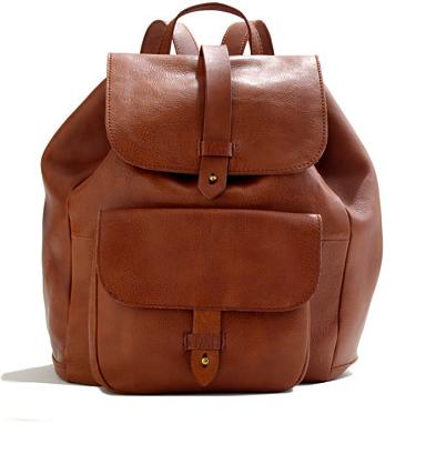 Madewell rucksack