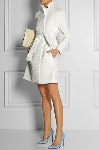 Maiyet trench coat