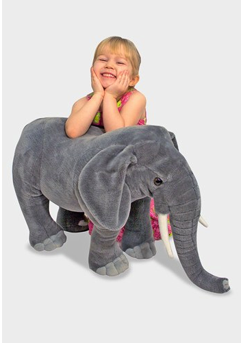 Melissa & Doug oversized animals