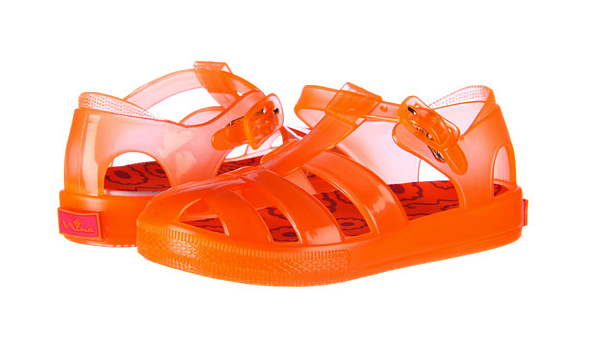 Nina jelly shoes
