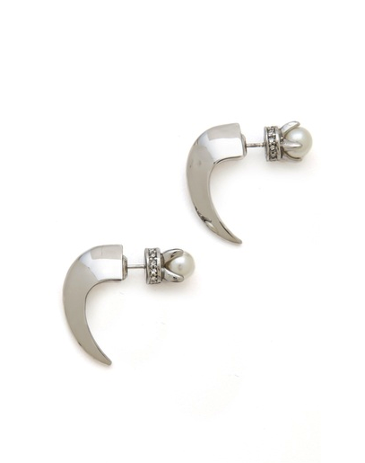Rebecca Minkof back stud earrings