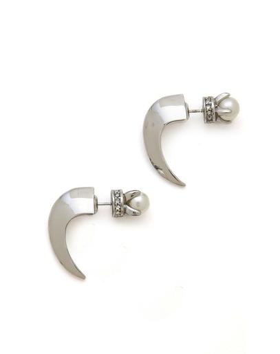 Rebecca Minkof back stud earrings