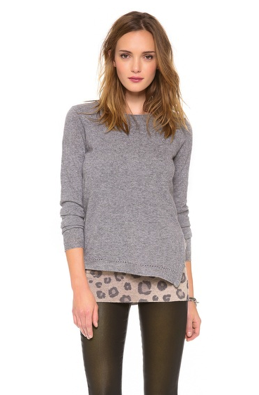 Rebecca Taylor layered pullover