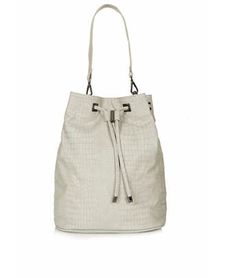 Topshop duffle backpack