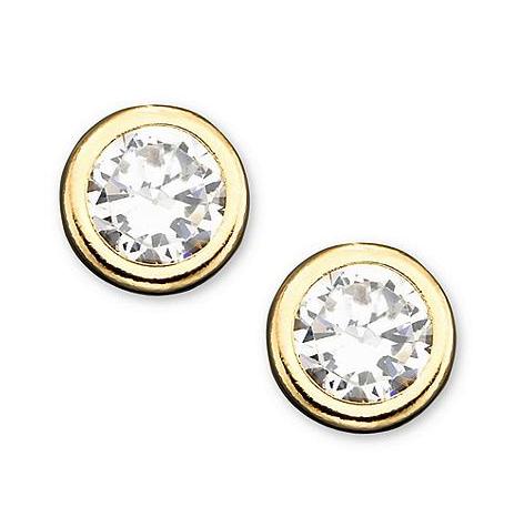 children's cz earrings