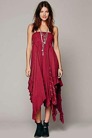 free people skirt:dress